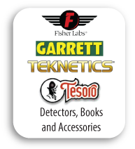 Metal Detectors, Books, Accessories