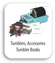 Tumblers, Books, Accessories